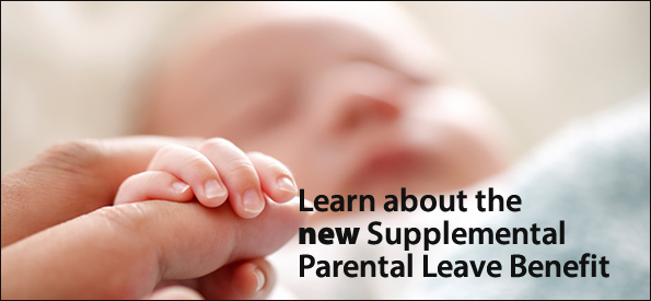 Learn about the new Parental Leave Benefit